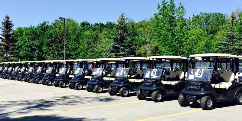 Tournaments at Crosswinds