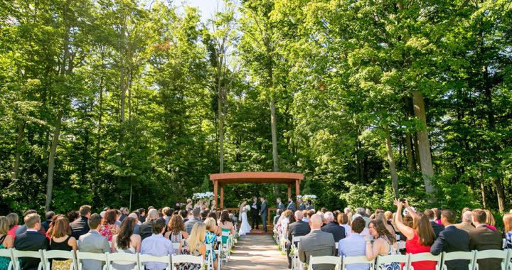 Outdoor Wedding Venues Ontario