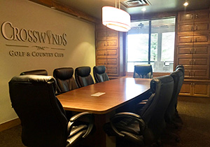 Crosswinds Boardroom