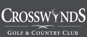 Crosswinds Golf & Country Club Logo