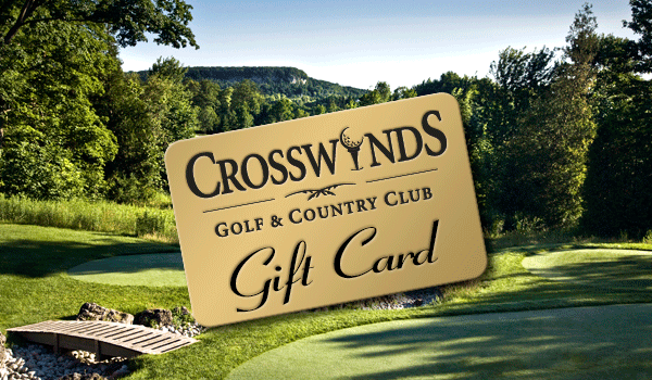 Crosswinds Gift Cards
