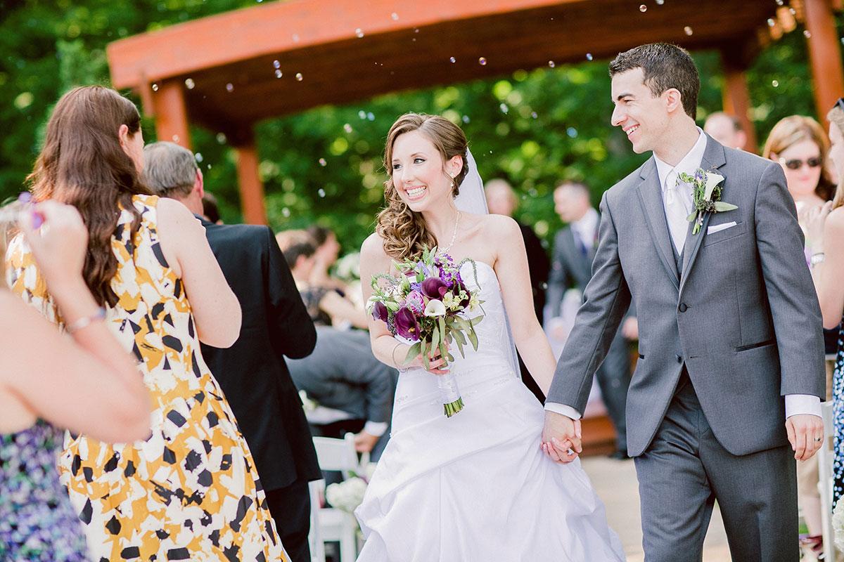 Crosswinds Wedding Ceremony Celebration