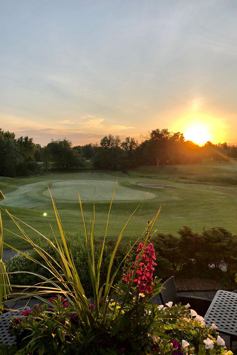 Burlington Sunrise at Crosswinds Golf & Country Club