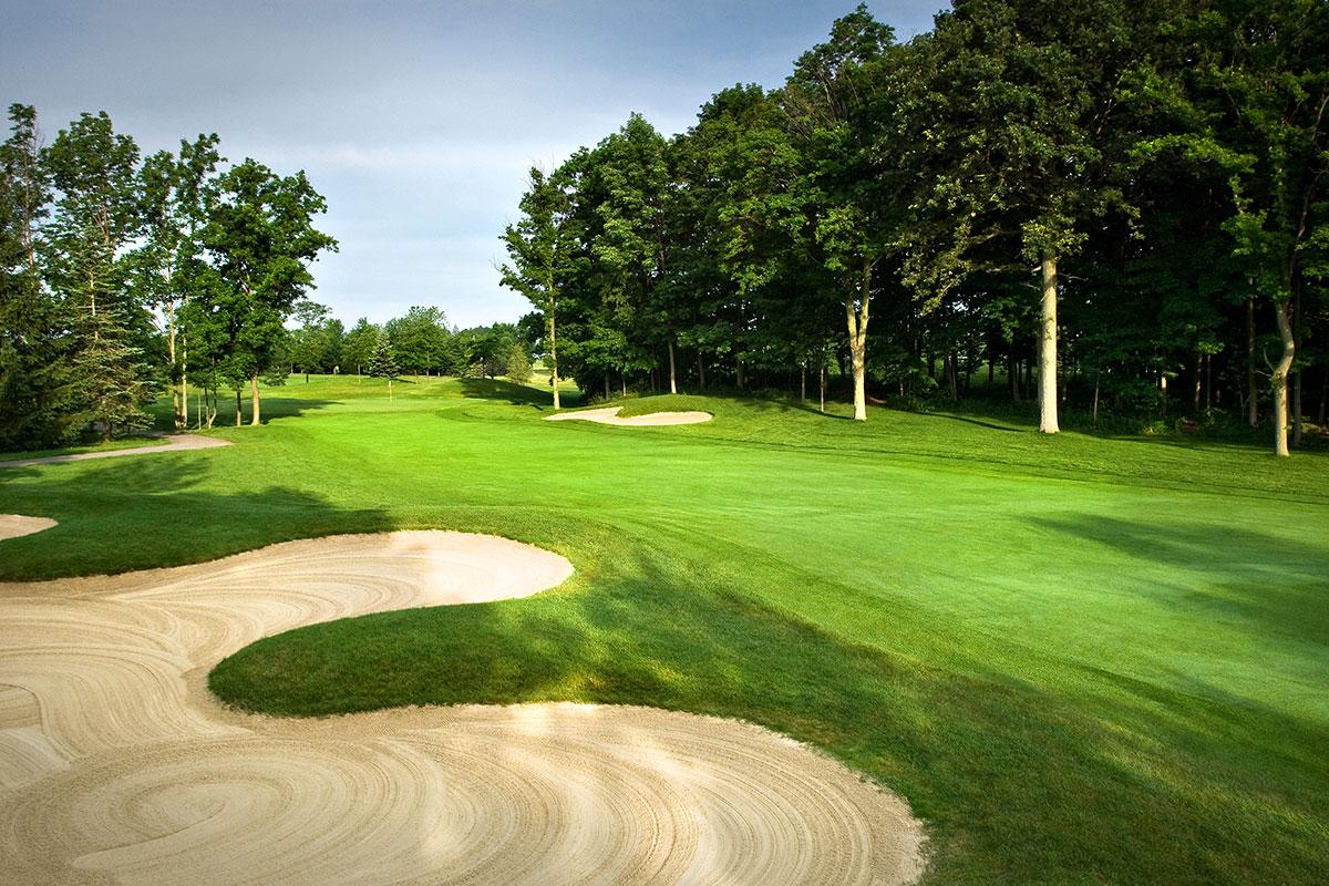 Course Details at Crosswinds Golf, Burlington